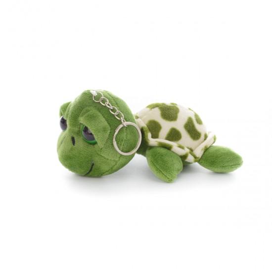Ключодържател костенурка Франклин в зелено