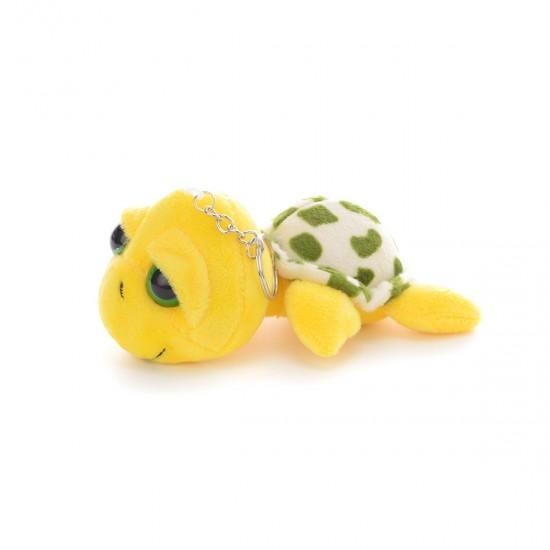 Ключодържател костенурка Франклин в жълто