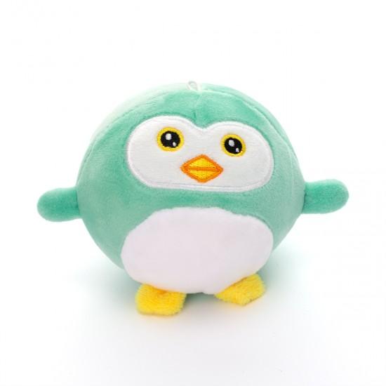 Бавнорастящо плюшено скуиши - Пингвинче