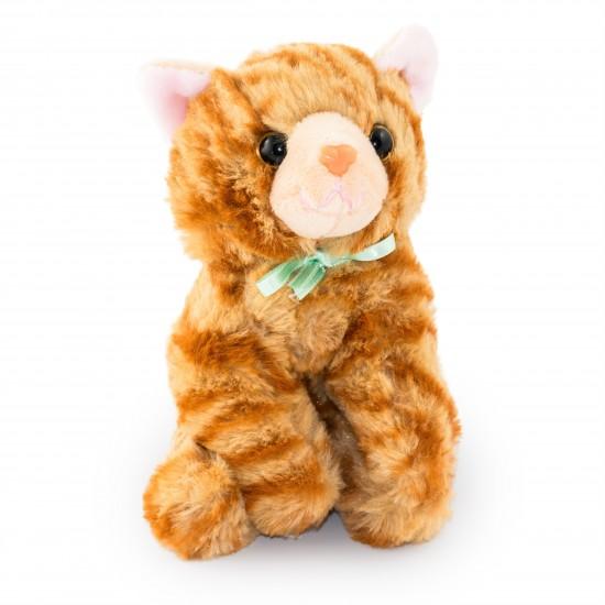 Плюшено котенце Аби