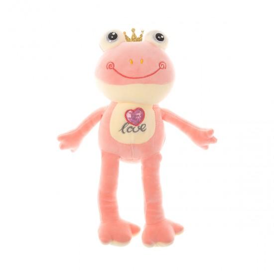 Плюшена влюбена жабка Тиана