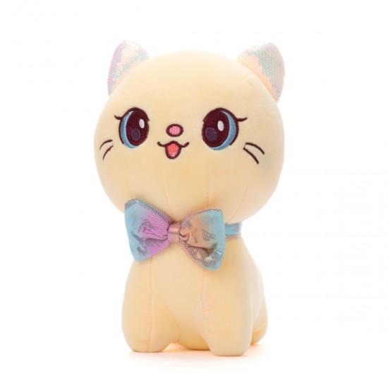 Плюшено котенце Яси