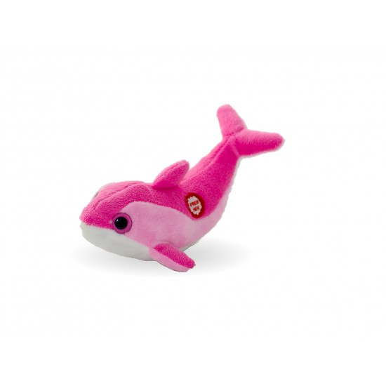 Плюшен делфин Пипи със звук