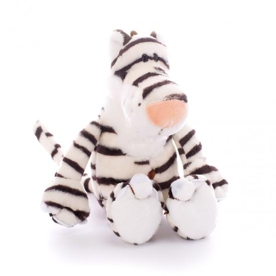 Плюшена зебра Изабела