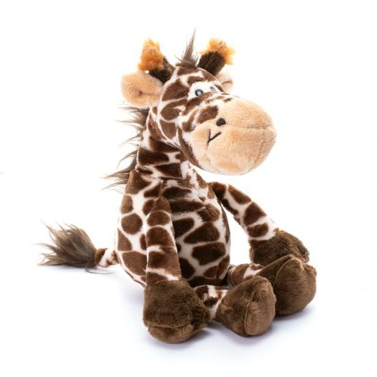 Плюшено жирафче Хари