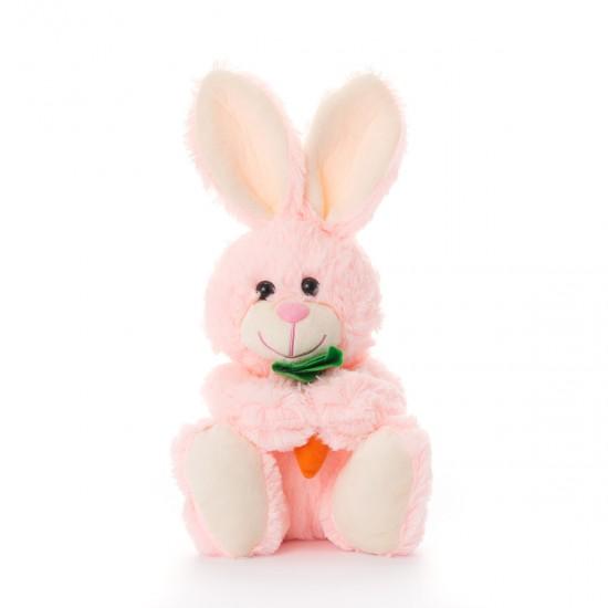 Плюшено зайче с морков Бени