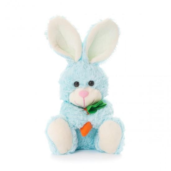 Плюшено зайче с морков Чочо
