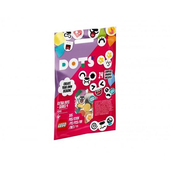 LEGO® DOTS™ 41931 - Допълнително DOTS – серия 4
