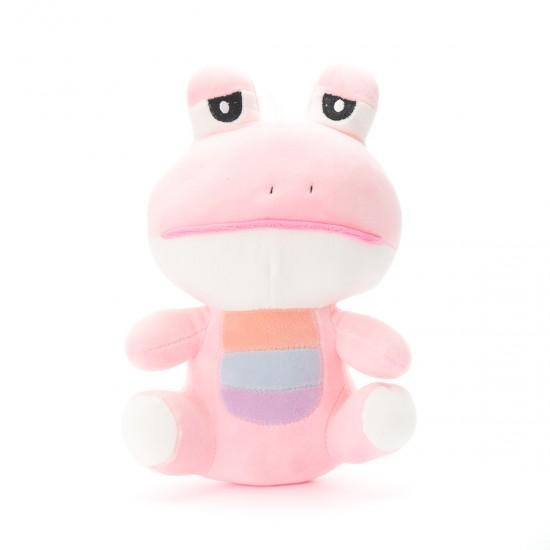 Плюшена жабка Стели