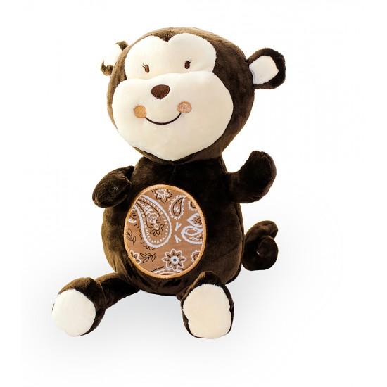 Плюшена маймунка Михаил
