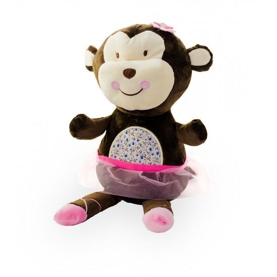 Плюшена маймунка Стефани