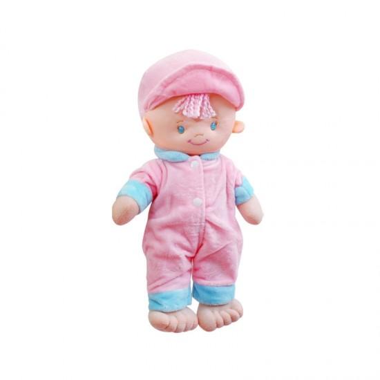 Мека кукла бебе Саша