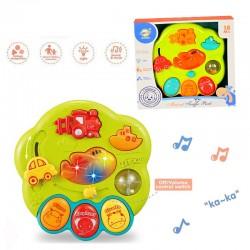 Бебешко пиано /на батерии/