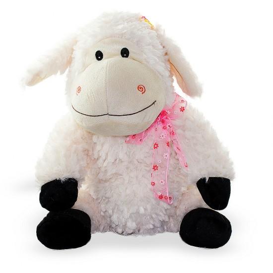 Плюшена овца Ирина