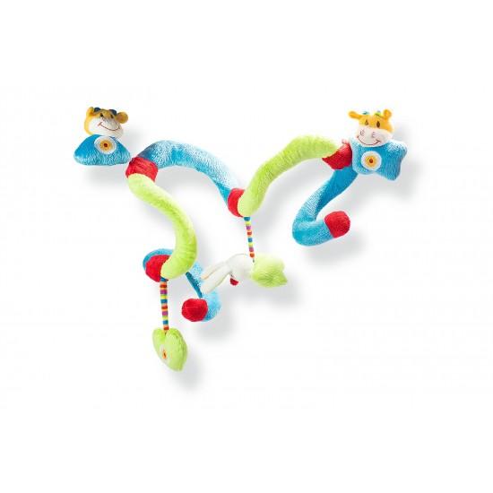 Плюшена играчка за количка