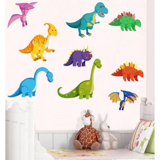 """Стикер за лепене """"Динозаври"""""""