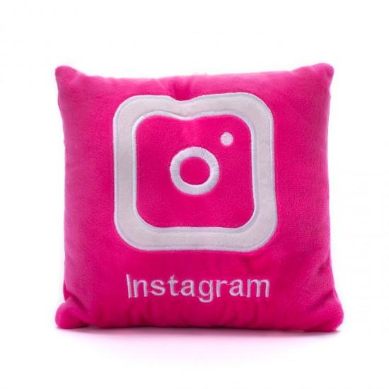 Мини възглавничка Instagram