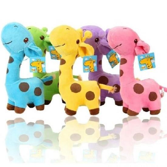 Плюшени жирафчета
