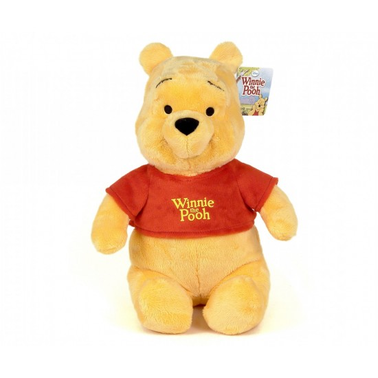 Плюшена играчка - Мечо Пух, 36 см