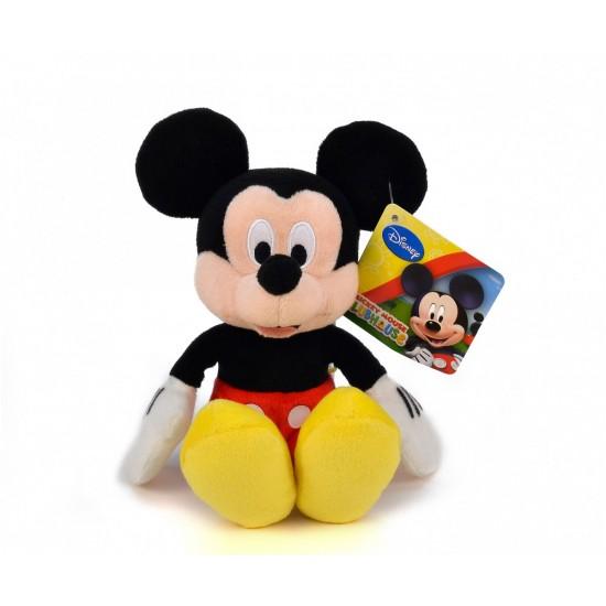 Плюшена играчка - Мики Маус, 20 см