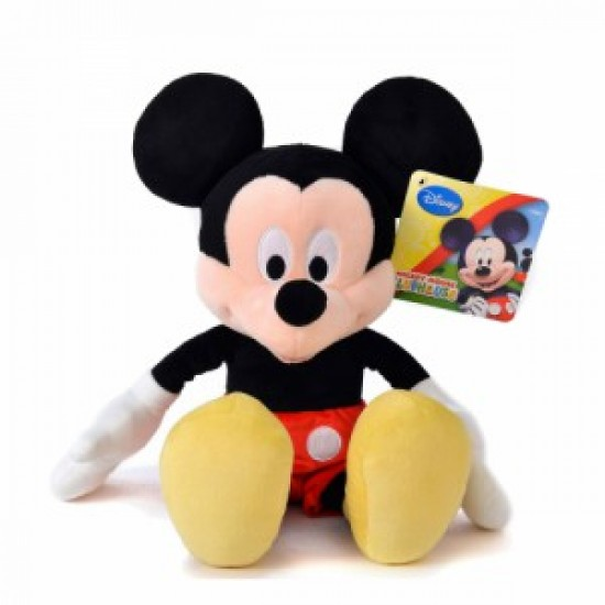 Плюшена играчка - Мики Маус, 25 см