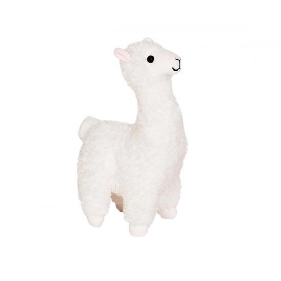Плюшена лама Кармен