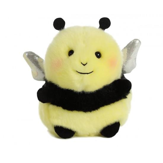Плюшена пчеличка Рона