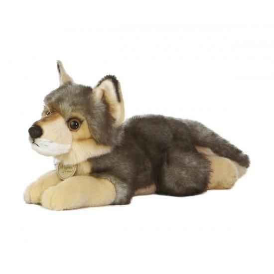 Плюшена играчка - Вълк 28см