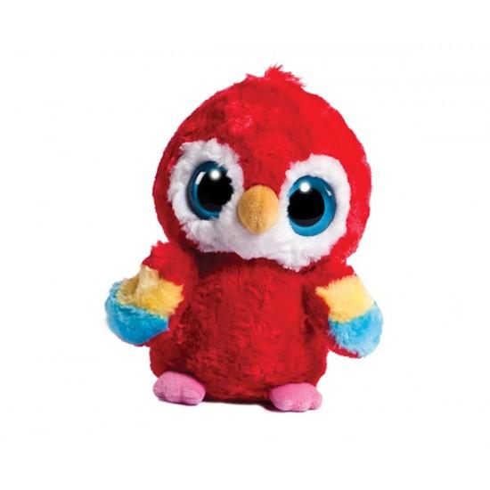 Плюшена играчка - Юху и приятели Папагалче Макао