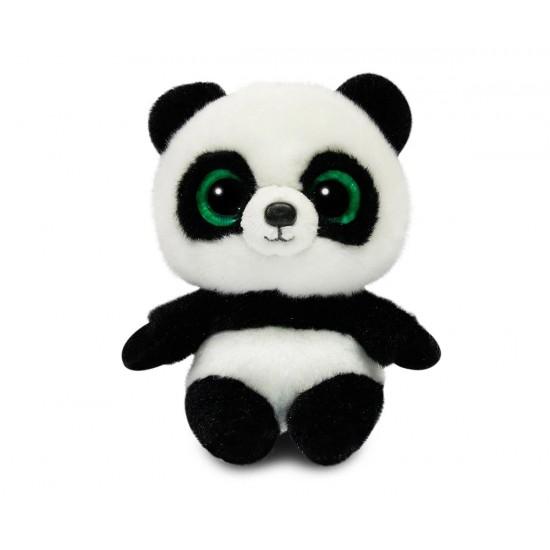 Aurora - Юху и приятели Панда с брокат 15см