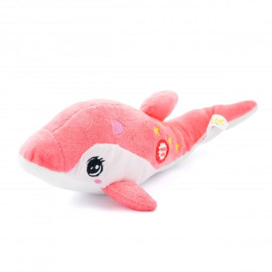 Плюшен делфин Леа