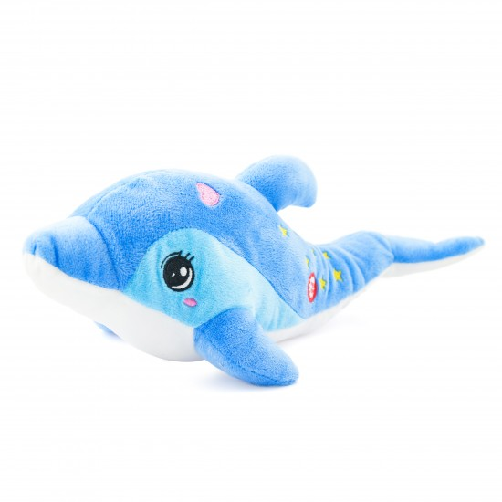 Плюшен делфин Кико