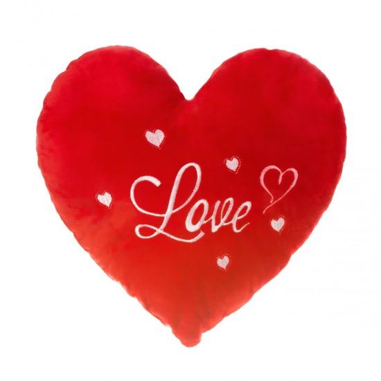 "Плюшено сърце ""Love"""
