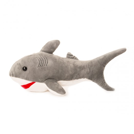 Плюшена акула Сива