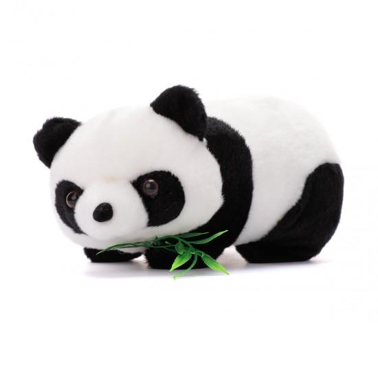 Плюшена панда бебе