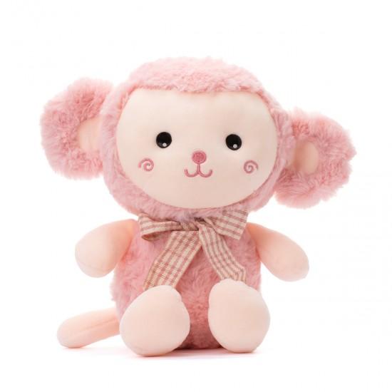 Плюшена Чебурашка в розово