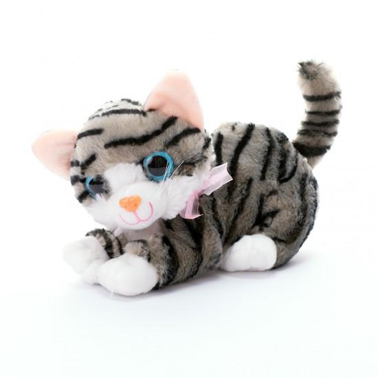 Плюшено коте Лили