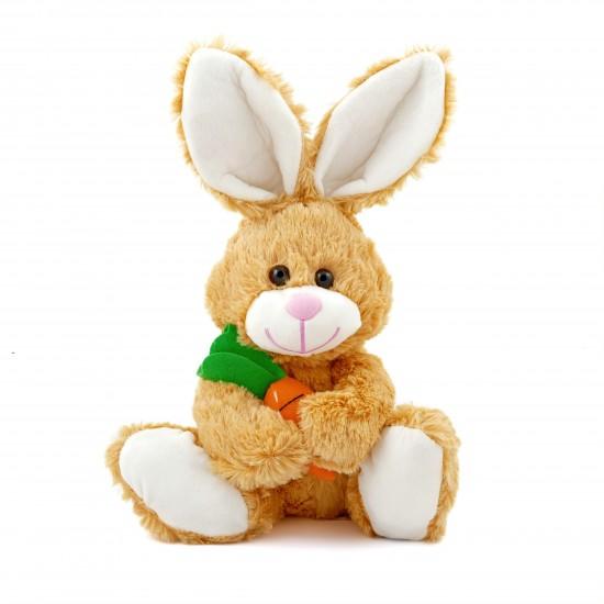 Плюшен заек с морков Хари