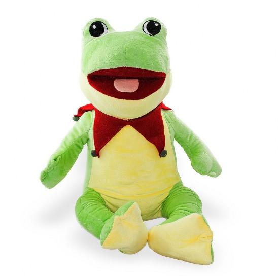 Плюшена жаба Клара