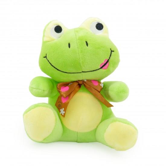 Плюшена влюбена жабка