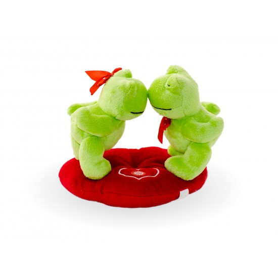 "Плюшени жаби ""I love you"""