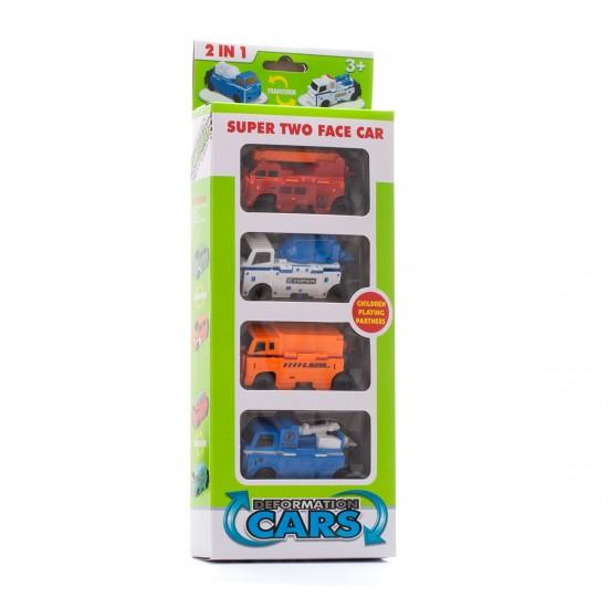Трансформиращи се коли